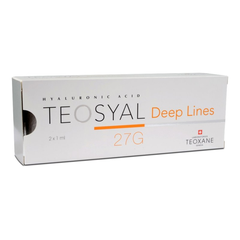 TEOSYAL DEEP LINES 2X1ML